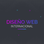 Diseño Web Internacional Academia Simple