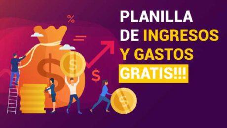 PLANILLA DE INGRESOS Y GASTOS