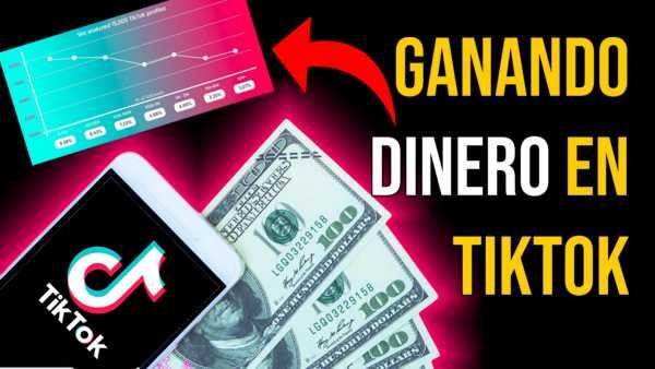 Como hacer dinero en tiktok