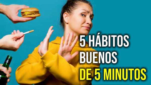 HABITO EN 5 MINUTOS