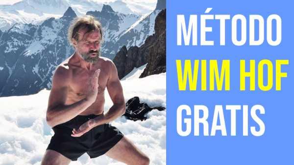 WIM HOF METODO GRATIS EN CASA