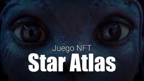 STAR ATLAS JUEGO NFT